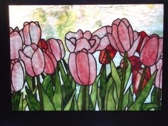 "2013 Small Panels 3rd. Place  ""Spring Tulips"" by Michael"