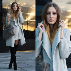 One shade of grey - LOOKBOOK.nu
