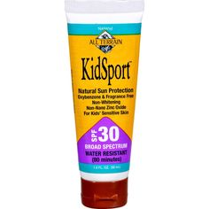 All Terrain Kid Sport Sunscreen Spf 30 - 1 Oz