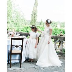 Gorgeous  wedding  styling from @anna_snowdrops shot by @katenielen on location  at #ilborro  The bride wears our gorgeous  Lucia  dress with full  tulle skirt and beaded  lace bodice. #weddingdress #wedding #huntthatdress #silk #madeinengland