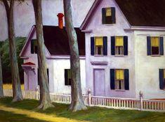 Edward Hopper - Two Puritans,1945