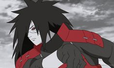 Madara is badass <3 #madara #uchiha #badass