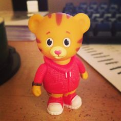 The Neighborhood Archive Blog (All Things Mister Rogers): Daniel Tiger Toys Are Here!