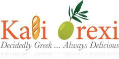 Greek food blog.