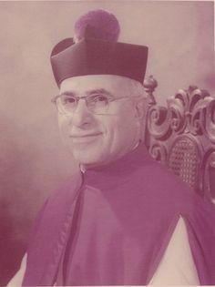 Monsignor Cavallucci Il Prete scalzo