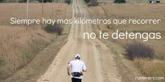 Frase motivadora para corredores