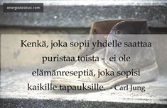 . Finnish Words, Carl Jung, Poems, Mindfulness, Inspirational, Thoughts, Quotes, Frases, Quotations