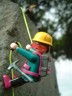 Playmobil plays anywhere