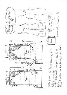 Dress Sewing Tutorials, Dress Sewing Patterns, Sewing Hacks, Clothing Patterns, Diy Clothing, Sewing Clothes, Fashion Sewing, Diy Fashion, Costura Fashion