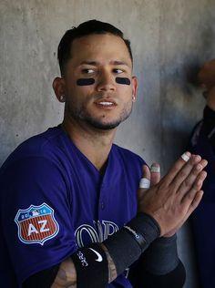 Carlos Gonzalez, COL//March 17, 2016 v LAA in Scottsdale