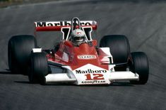 1976 McLaren M26 - Ford (Jochen Mass)