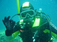 Plongée dans la grande bleue - Séjour plongée en Corse - Résidence Les Calanques
