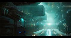 cd_VideoGameArt_Halo4_InfinityCauseway01_ChrisDurso