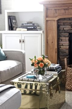 design indulgence: ONE ROOM CHALLENGE REVEAL