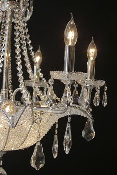 Chandeliers look great in tall hallways and over your dinning room table. Shop Maxxima's LED Candle Light Bulbs to accompany any chandelier. Led Candelabra Bulbs, Led Candle Lights, Wall Lights, Ceiling Lights, Dinning Room Tables, Light Fittings, Light Decorations, Chandeliers, Sconces