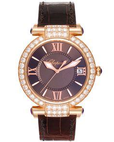 13 драгоценных часов Chopard из обновленной коллекции Imperiale