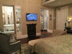 Cora Pearl Suite, Grosvenor Hotel London