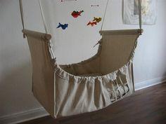 Schwebebettchen for Newborns and BabiesMADE by FrokenStjernestov, €252.00