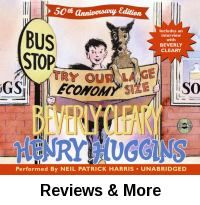 Henry Huggins [sound recording] / by Beverly Cleary.