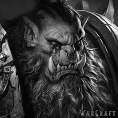 These pictures are for the concept and illustrations of Warcraft movies made between 2013 to 2015