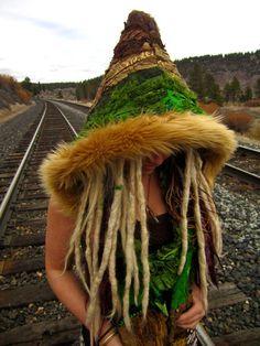Pixie Elf Hood