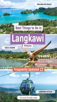 Check out our hand-picked list of things to do in Langkawi, Malaysia.