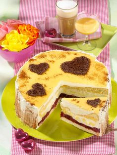 Diese Torte ist einfach köstlich. German Baking, Best Pancake Recipe, Food Art, Sweet Recipes, Food And Drink, Favorite Recipes, Sweets, Breakfast, Ethnic Recipes