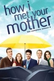 How I Met Your Mother. Exitosa serie de la CBS q