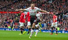 Stevie surpasses 2012-13 figures - Liverpool FC