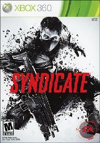 Sydicate Xbox 360 Game  Brand New