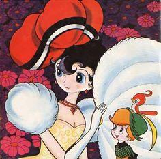 Ribon no Kishi by Tezuka Osamu