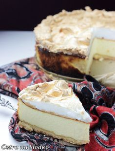 Baked Goods, Cheesecake, Food And Drink, Nutrition, Baking, Food Heaven, Blog, Recipes, Cooking