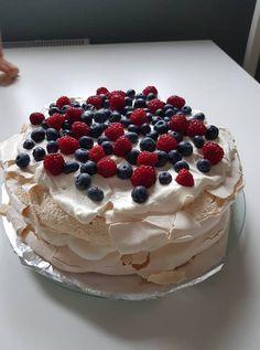 Pavlova, Cake Cookies, Tiramisu, Cheesecake, Food And Drink, Cooking, Ethnic Recipes, Desserts, Diet