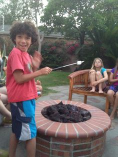 S'mores for Sofie