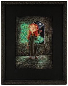 Ginny with Riddle's Diary