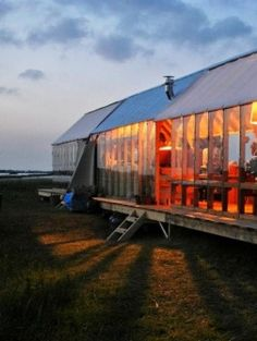 Ahoy! Meer deze zomer aan op Vuurtoreneiland voor een bijzonder diner midden in de natuur.