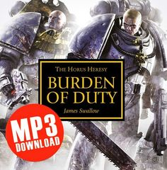 El Descanso del Escriba: Burden of Duty,de James Swallow(Reseña)