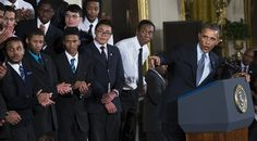 Newsela | Obama announces initiative to help young minority men succeed