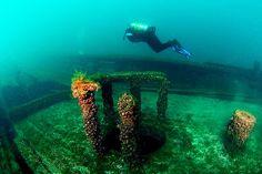 Thunder Bay National Marine Sanctuary and Underwater Preserve - Michigan
