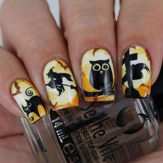 Olivia Jade Nails: Clairestelle8 Halloween Nail Art Challenge - Round Up