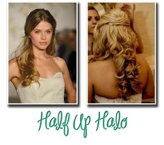 Perfect Wedding Hair: How to Create it at Home ~ 15 Minute Beauty Fanatic    3 super easy wedding hair tutorials!