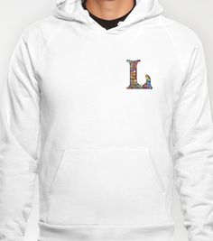 The Letter L Hoody