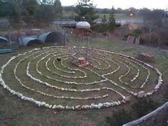 garden labyrinth - Bing images