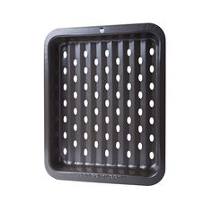 Range Kleen Non-Stick Petite Bake Ware Crisper Pan Says 8 x 10 (outside, including edges) but cooking surface is good for 1 person. Bakeware, Toaster, Crisp, Range, Baking, Oven, Image Link, Surface, Bakken