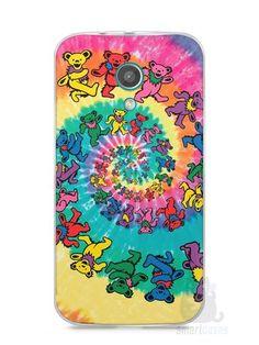 Capa Moto G2 Ursinhos Carinhosos LSD