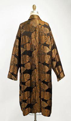 Evening coat 1920s