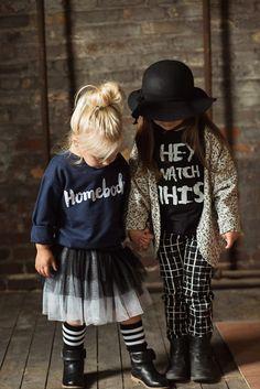 Homebody || kids sweatshirt