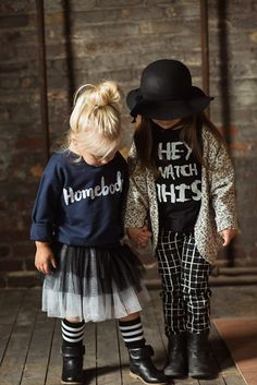 Homebody || kids sweatshirt