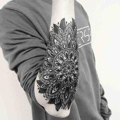 Tattoos — (via Mandala Arm Tattoo | Best Tattoo Ideas...