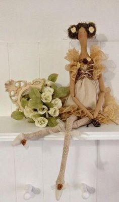 Orquídea de Feltro: Ficou tão doce!!! ♡